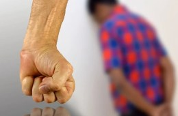 Image shows a fist.