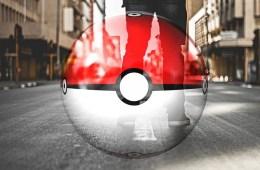 Image shows a pokemon ball.