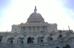 Image shows the Capitol Building.