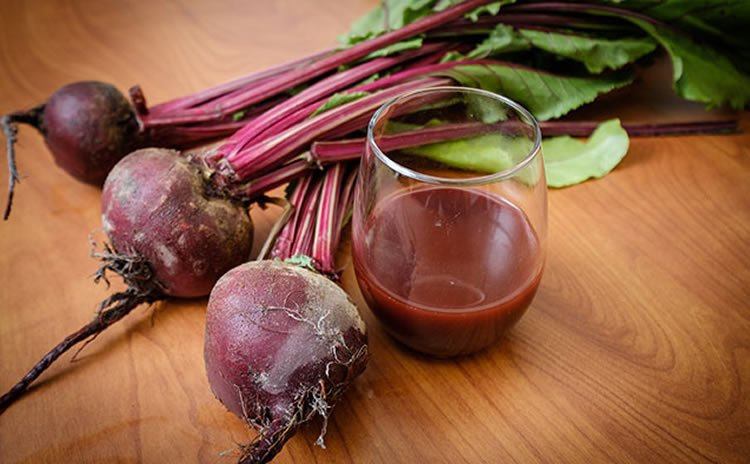 Image shows beetroot.