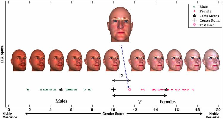 algorithm types Facial