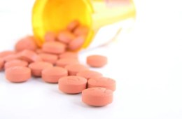 pills are shown