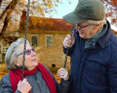 aging stress