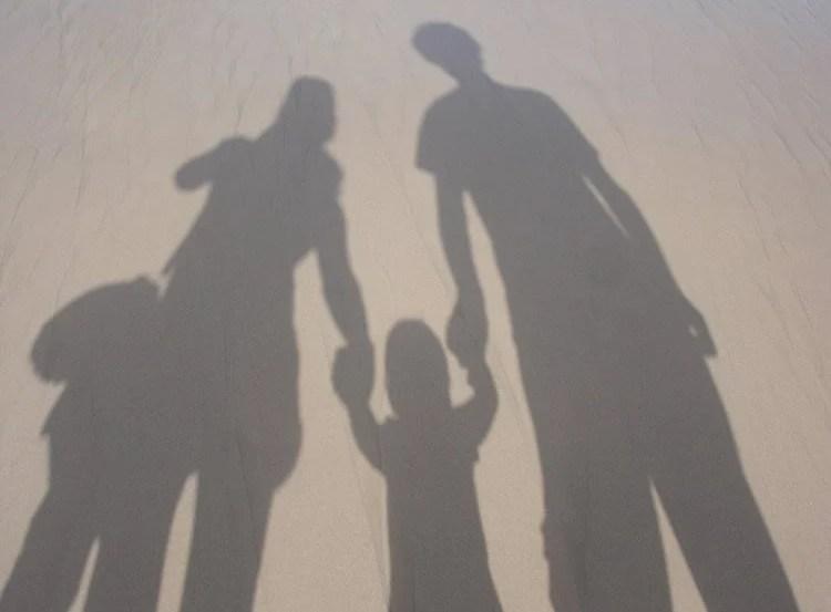 a family