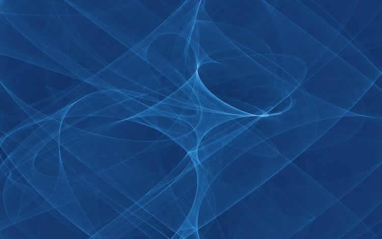 blue smokey lines