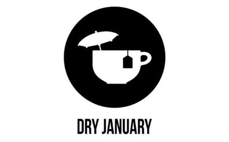 Dry January logo