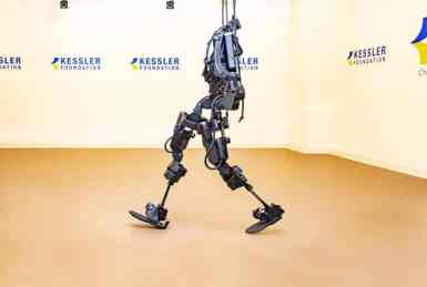 Exoskeleton-Assisted Walking May Improve Bowel Function in People With Spinal Cord Injury |   Neuroscience News May 18, 2021