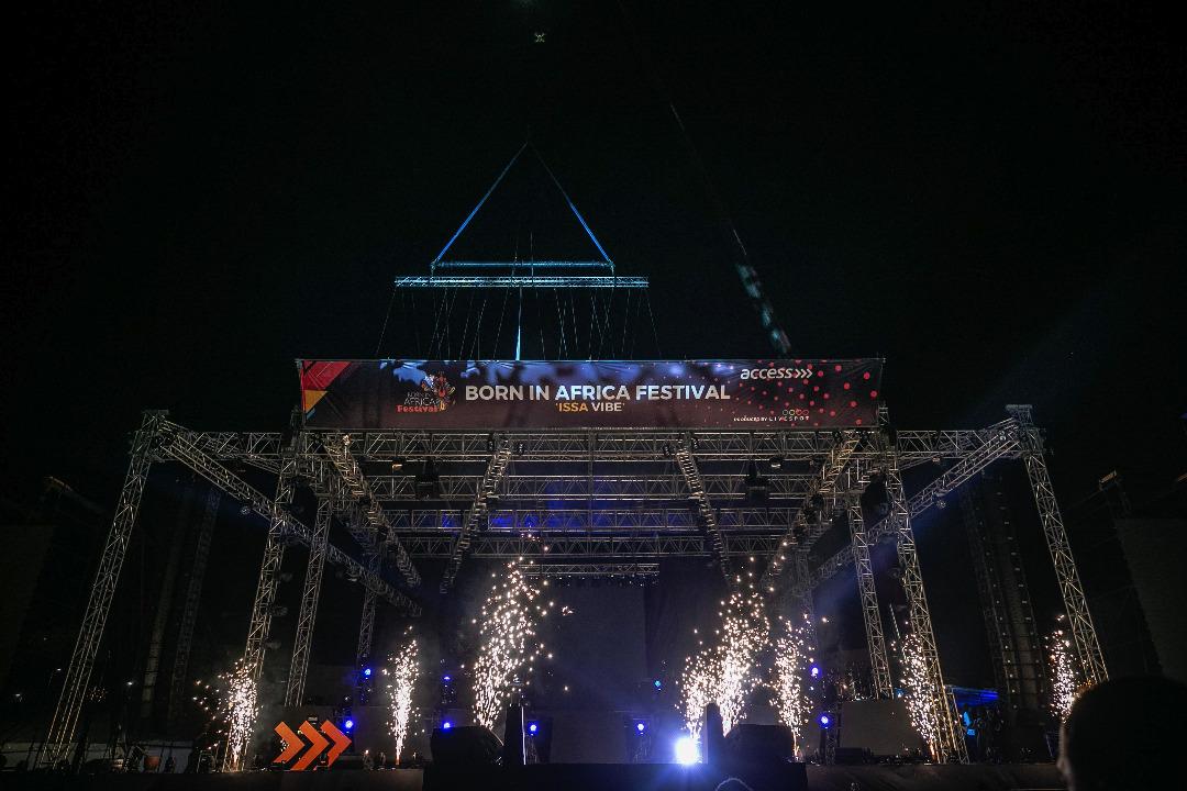 Tiwa Savage, Olamide, Awilo Logomba, Dbanj, Kizz Daniel And Others Shut Down Eko Atlantic, As Tiger Beer Brings The Vibe To BAFEST 2018