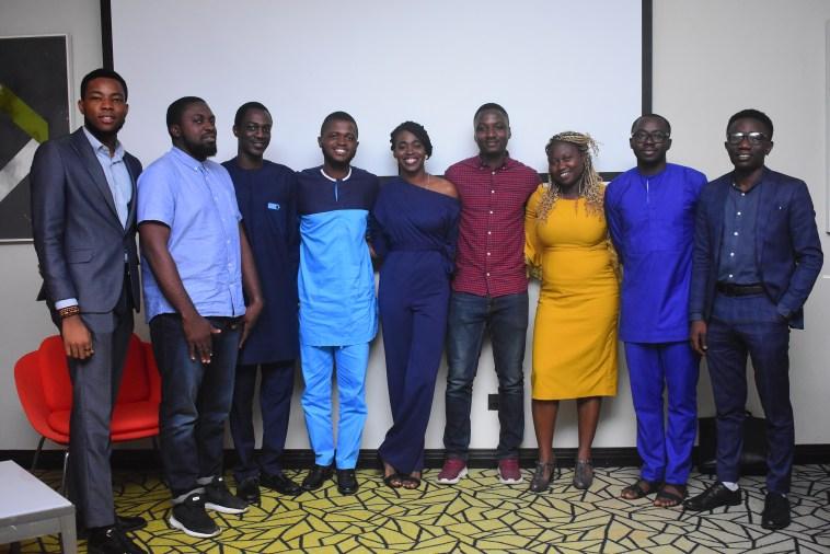 Media Professionals at the Social4Media Masterclass