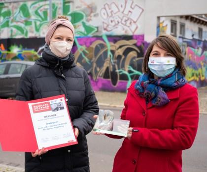 """""""Moritz hilft!"""" gewinnt Sonderpreis des Reinhard-Höppner-Engagementpreises"""