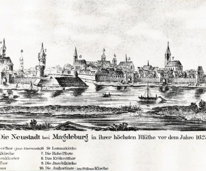 Die Befestigung der Neustadt