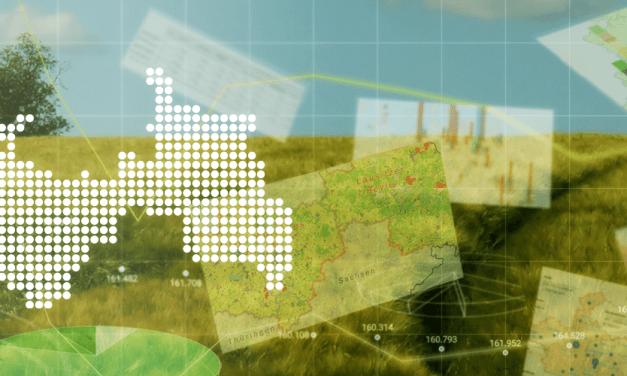 DBFZ veröffentlicht regionalen Bioökonomieatlas für Mitteldeutschland und die Lausitz