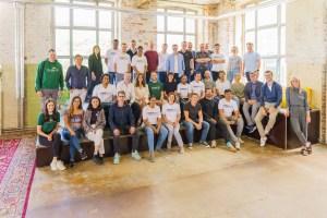 12. Klasse im SpinLab Leipzig begrüßt