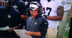 Coach Sean Payton Glasses