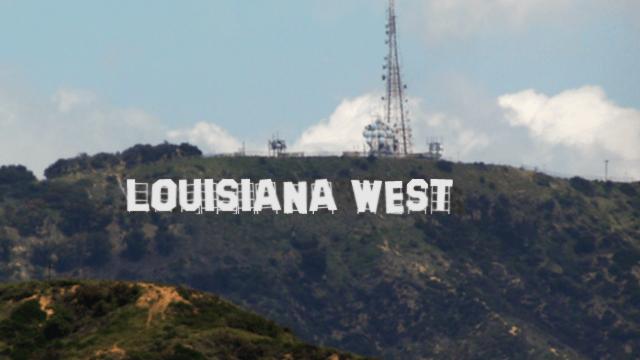 "California adopts ""Louisiana West"" nickname"