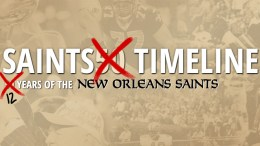 New Orleans Saints go for 12 not 50
