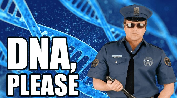 New Orleans to require all visitors to submit DNA for easy crime scene IDing
