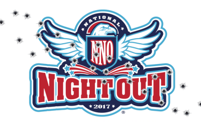 Night Out Against Crime in New Orleans starts off with a bang, bang, bang
