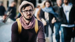 """Lucky to be alive"" hipster wishes he could have done more for iPhone that died in his hands"