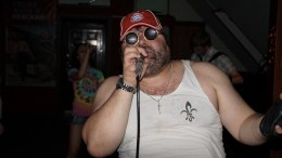 Jazz Fest books Karaoke Craig from Gennaro's to replace Fleetwood Mac to replace Rolling Stones