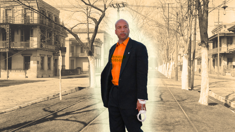 Released former New Orleans Mayor Ray Nagin ready to step up and lead Louisiana into the past