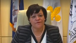 Mayor LaToya Cantrell - New Orleans restaurant diners must wear masks at all times even when eating - New Orleans news - Neutral Ground News