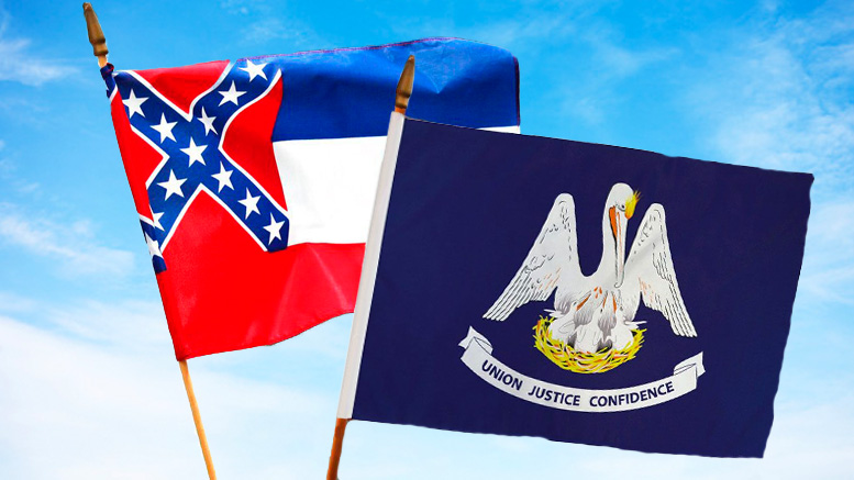 Is the Louisiana state flag the next to change? New Orleans news - Neutral Ground News - Louisiana news