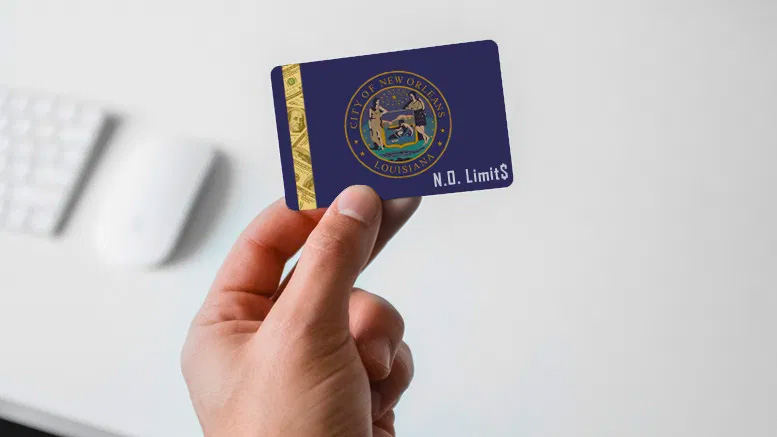 Mayor Cantrell announces issuance of N.O. Limits city credit cards for struggling residents - corona New Orleans news - Neutral Ground News