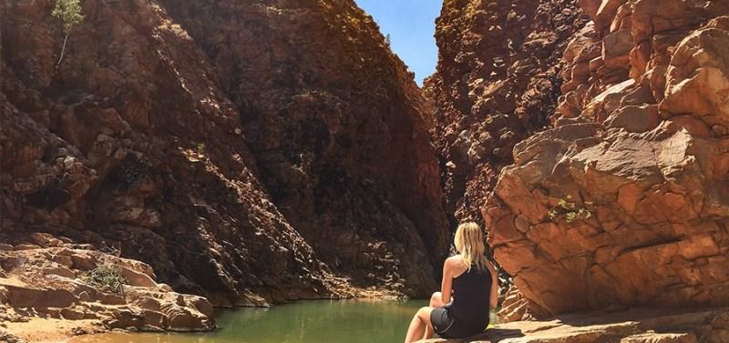 Redbank-Gorge-Australia
