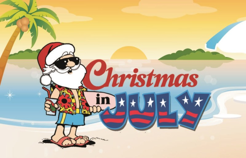 Fun facts about Christmas in July