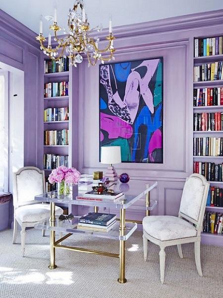 Interior - All Shades of Purple - Neutrino Burst