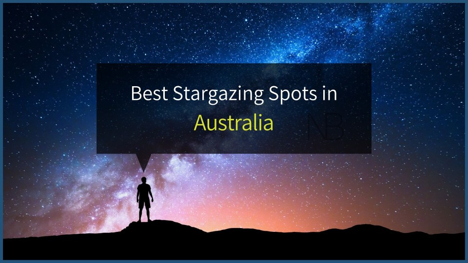 Best stargazing sites in Australia - Neutrino Burst