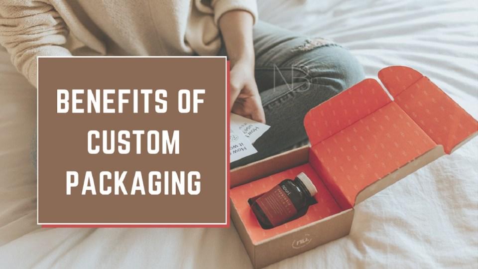 Benefits of custom packaging - Neutrino Burst!