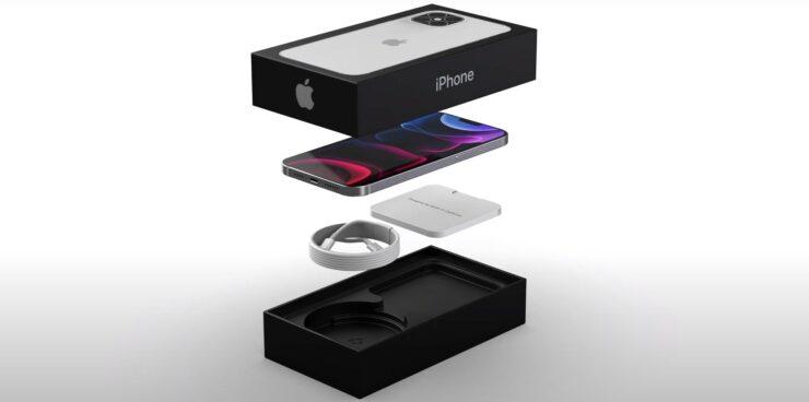 iPhone 12 custom packaging