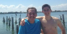 Vacation with Dad