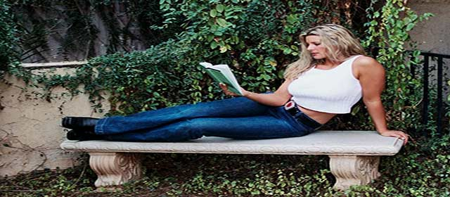 lady reading a book neutron dev