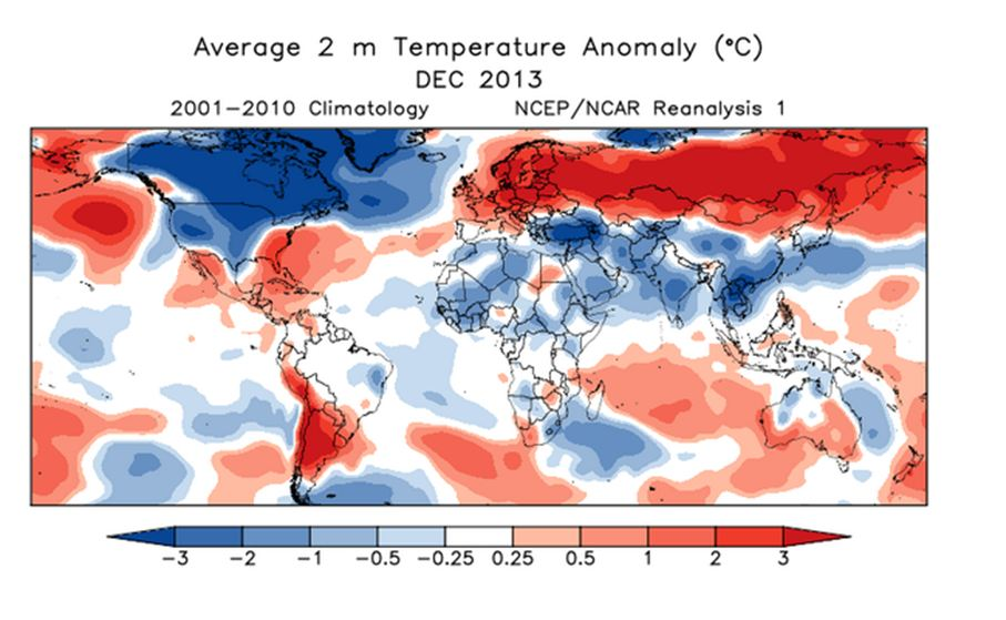 climate 2013 global warming