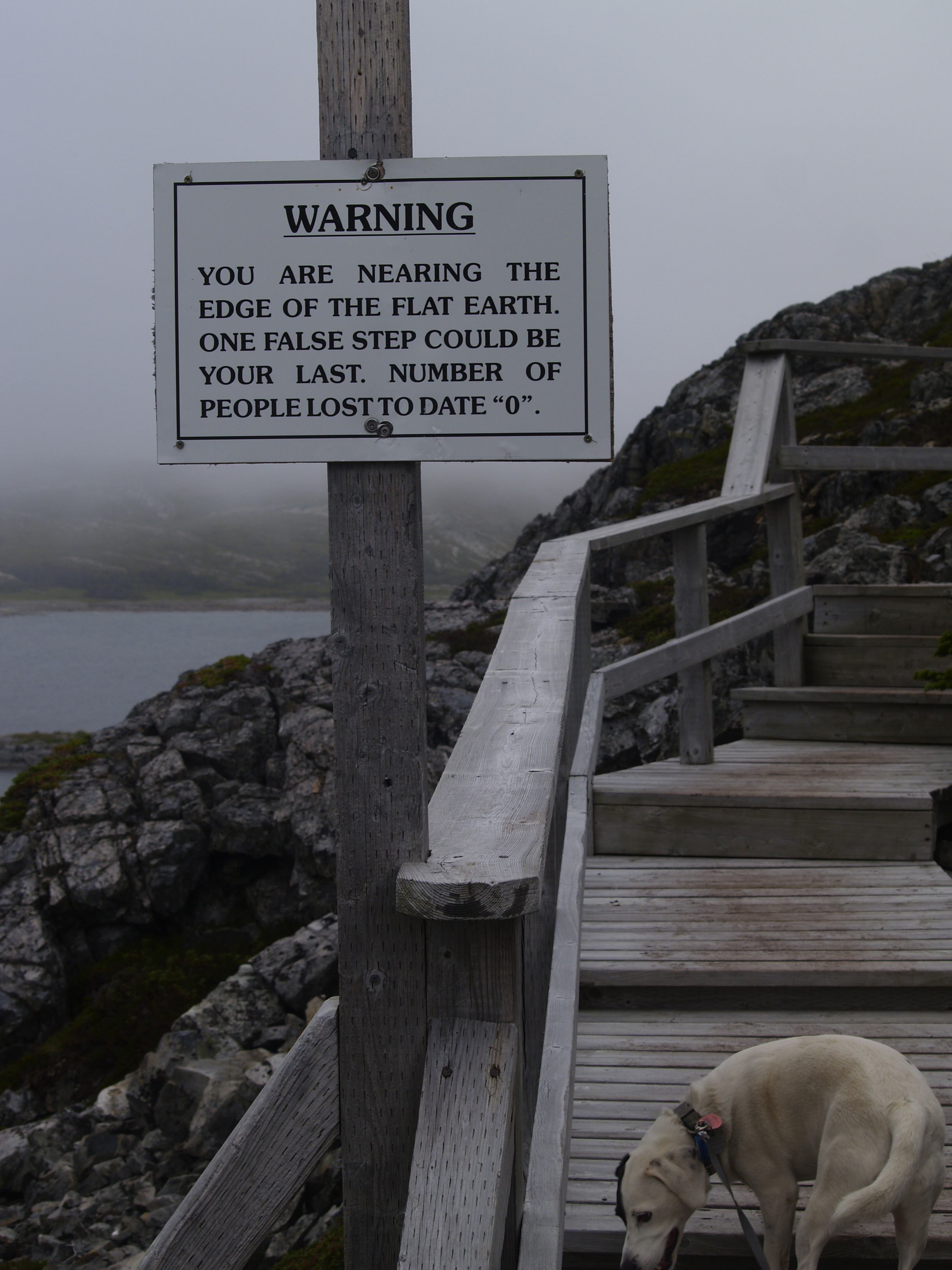 Brimstone Head, Fogo Island. Photo : Jacinthe Tremblay