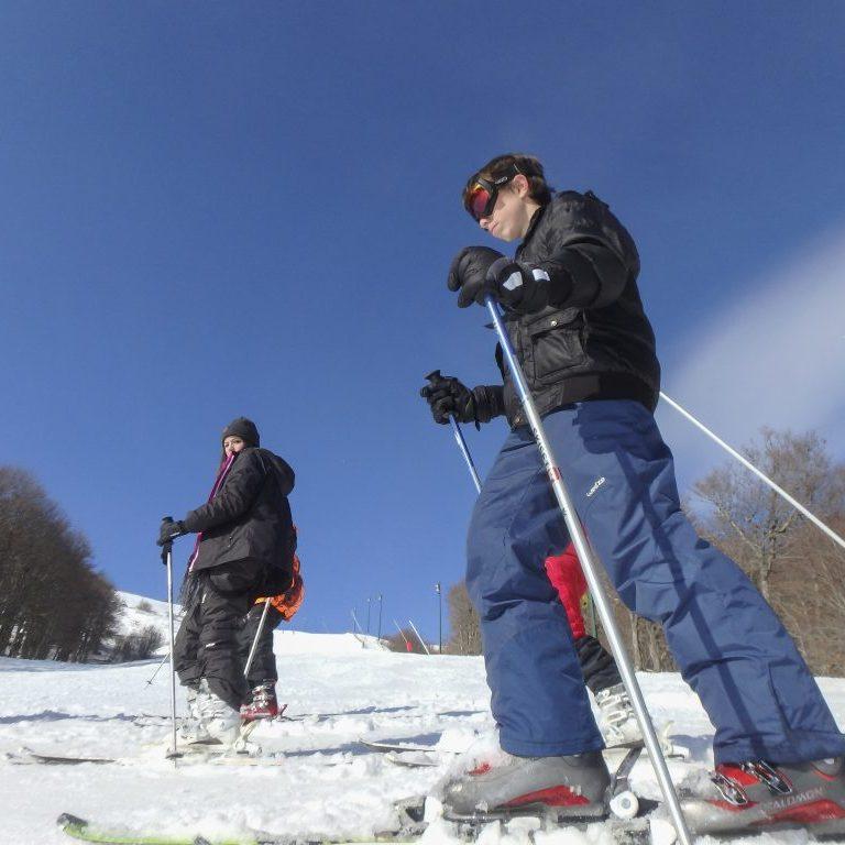les + du lycee Henri Queuille sorties ski