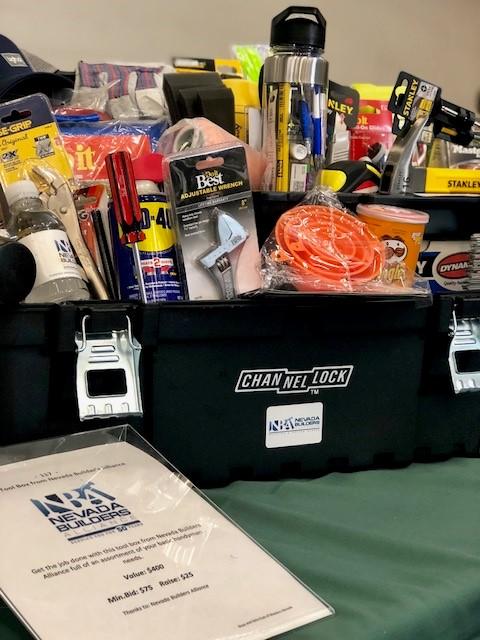 NBA tool box