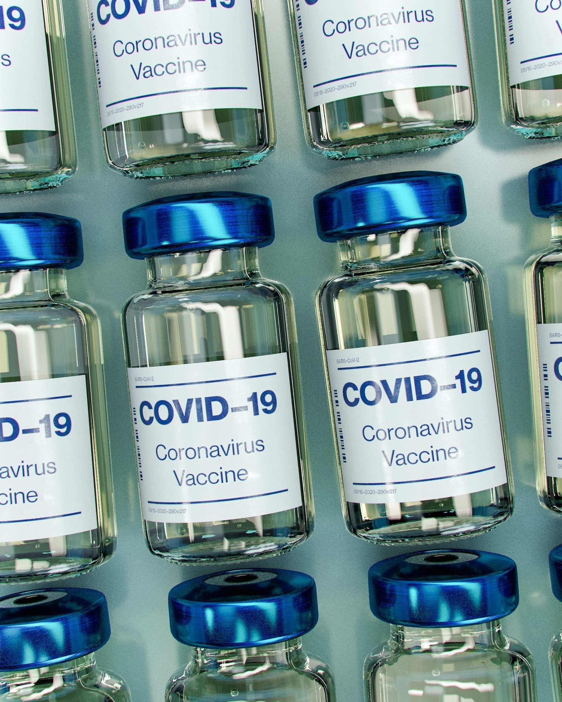 A mock-up of the COVID vaccine. Photo by Daniel Schludi on Unsplash