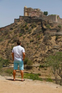 On the approaches to Kumbhalgarh fort. (Courtesy: Megan Bond)