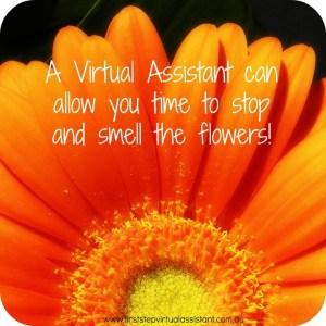 Virtual Assistant  neveralonemom.com