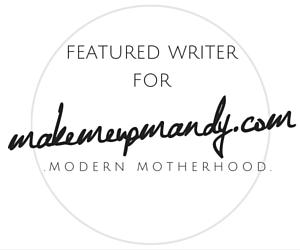 featured writer | neveralonemom.com