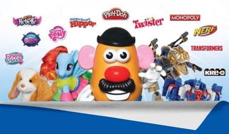Hasbro Toys | neveralonemom.com