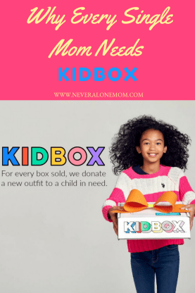 Why every single mom needs to subscribe to Kidbox! | neveralonemom.com
