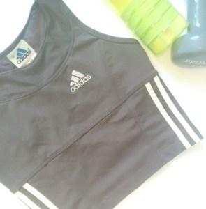 Adidas active wear | neveralonemom.com
