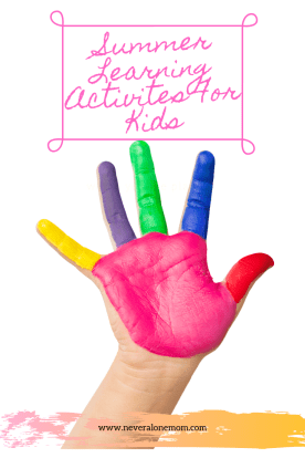 Summer activities for kids with STEAM & Green Kid Crafts! |neveralonemom.com
