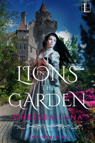 Blog Tour & Review: Lions in the Garden by Chelsea Luna