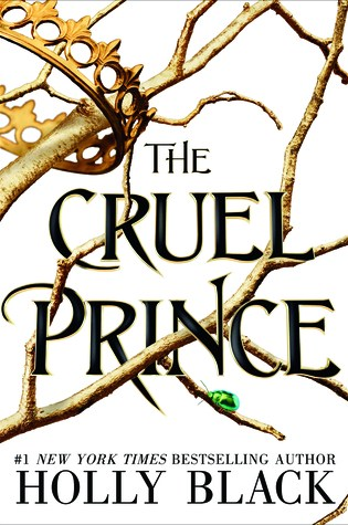 Cover Reveal: The Cruel Prince by Holly Black